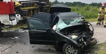 Tragiczny powrót z matury. 19-latek zginął w wypadku