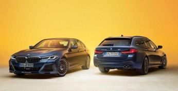 Alpina B5 i D5 S: nowe BMW serii 5 z większą porcją mocy i stylu