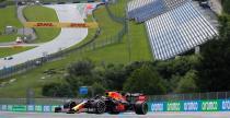 GP Austrii 2 trening: Mercedes umacnia pozycję, Red Bull z przygodami
