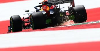 GP Austrii 3 trening: Mercedes nadal na czele