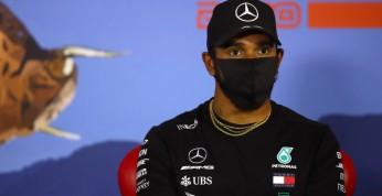 GP Styrii kwalifikacje: Hamilton najszybszy w strugach deszczu
