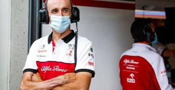 GP Styrii 1 trening: Racing Point śrubuje formę, Kubica bez popisów