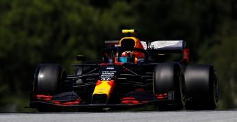 GP Styrii 2 trening: Vestappen na czele, Ricciardo z kontuzją