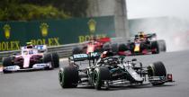 GP Węgier: chaos za plecami nieosiągalnego Hamiltona