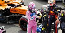 Grand Prix 70-lecia: a jednak Verstappen! Zadecydowała strategia