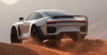 Gemballa Marsien to Porsche 911 przebrane za marsjańskiego łazika. Tuning wraca do formy!