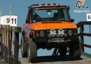 Land Rover Orange Rover