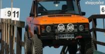 Land Rover Orange Rover