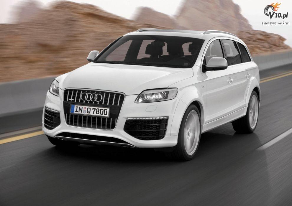 Audi , SUV , Audi Q7 , Supersamochody
