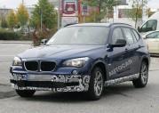 Nowe BMW X1 M Sport Package - zdjęcie szpiegowskie