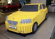 BMW X1 z klocków LEGO
