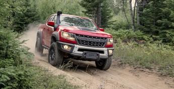 Chevrolet Colorado ZR2 Bison - zaprezentowano terenowego pickupa