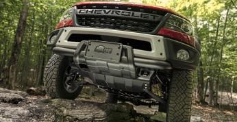 Chevrolet Colorado ZR2 Bison - zdradzono ceny terenowego pickupa