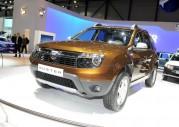 Nowa Dacia Duster 2010 - Geneva Motor Show 2010