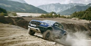 Ford Ranger Raptor zaliczył europejski debiut na targach Gamescom