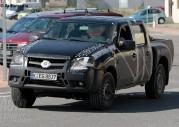 Nowy Ford Ranger 2011 - zdjęcie szpiegowskie