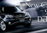 Nowa Honda CR-V III face lifting