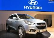 Nowy Hyundai ix35 - Frankfurt Motor Show 2009