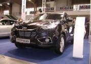 Nowy Hyundai ix35 - Poznań Motor Show 2010