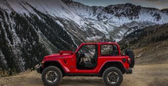 Jeep Wrangler 2018 - wyciekła cena i wersje wyposażenia
