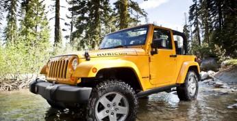 Jeep Wrangler JK oficjalnie zakończył swój żywot