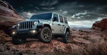 Jeep Wrangler Moab - specjalna wersja terenówki