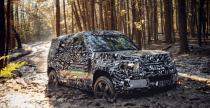 Nowy Land Rover Defender zostanie zaprezentowany we wrześniu