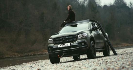 Mercedes X Gruma