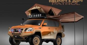 Nissan Armada Mountain Patrol - spora terenówka dla podróżników