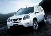 Nowy Nissan X-Trail 2010 po face liftingu