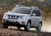 Nowy Nissan X-Trail 2010 po face liftingu - wersja europejska