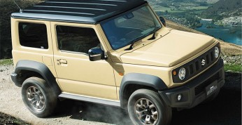 Suzuki Jimny - polskie ceny małej terenówki