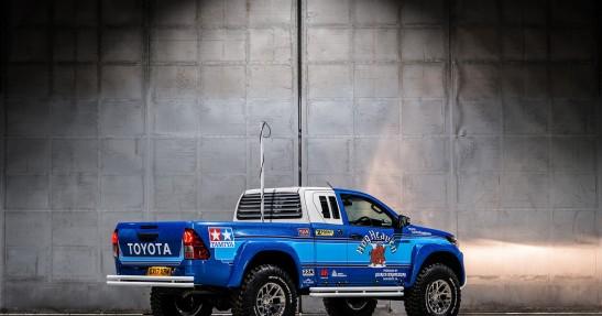 Toyota Hilux Bruiser