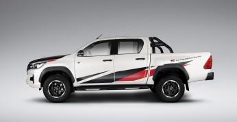 Toyota Hilux GR Sport - pierwszy terenowy model Gazoo Racing