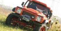 Tomcat z silnikiem 5.0 Rovera