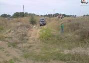 VII Grudziądzki Zlot Terenówek Myśliwi i ich maszyny 2009 off-road