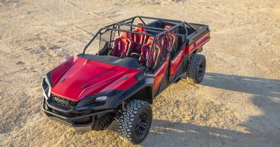 Honda Open Air Vehicle