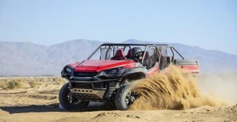 Honda Open Air Vehicle - efektowny terenowy pojazd na targi SEMA