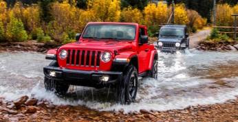 Jeep Wrangler 2018 debiutuje w Los Angeles