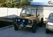 Land Rover Defender 110 Voyager