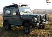 Land Rover Hunter