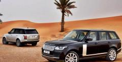 Poradnik jazdy terenowej od Land Rover'a