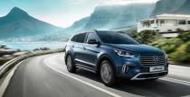 Hyundai Grand Santa Fe po liftingu - bardziej elegancki i bezpieczny