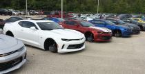 Ukradli ko�a z 48 nowych Chevrolet�w