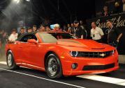 Chevy Camaro COPO Convertible na aukcji Barrett-Jackson 2013