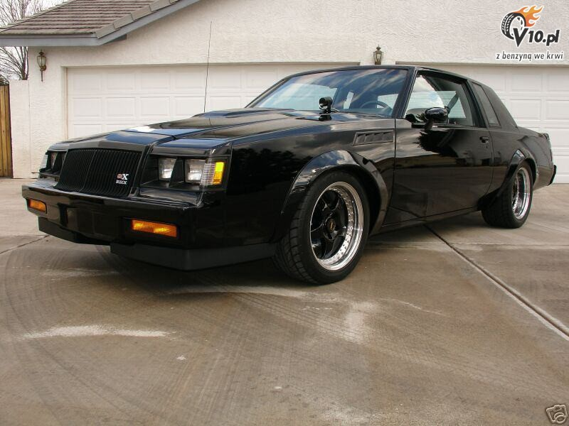 buick grand national turbo car tuning. Cars Review. Best American Auto & Cars Review