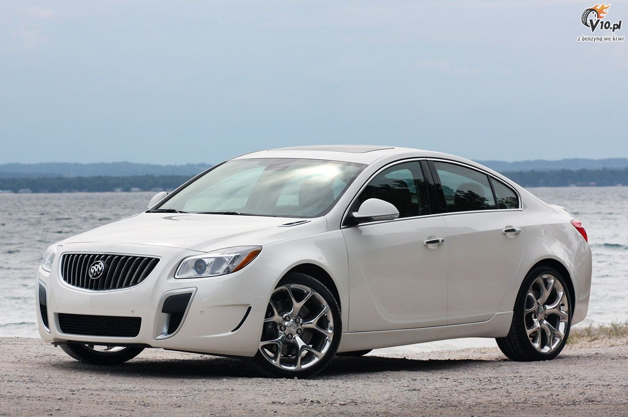 Buick Regal Gs 2012 01