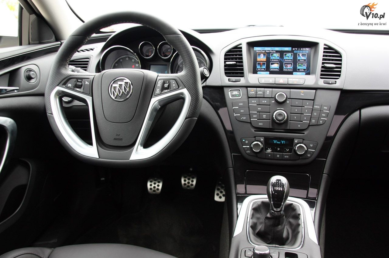 Buick regal gs 2012 28