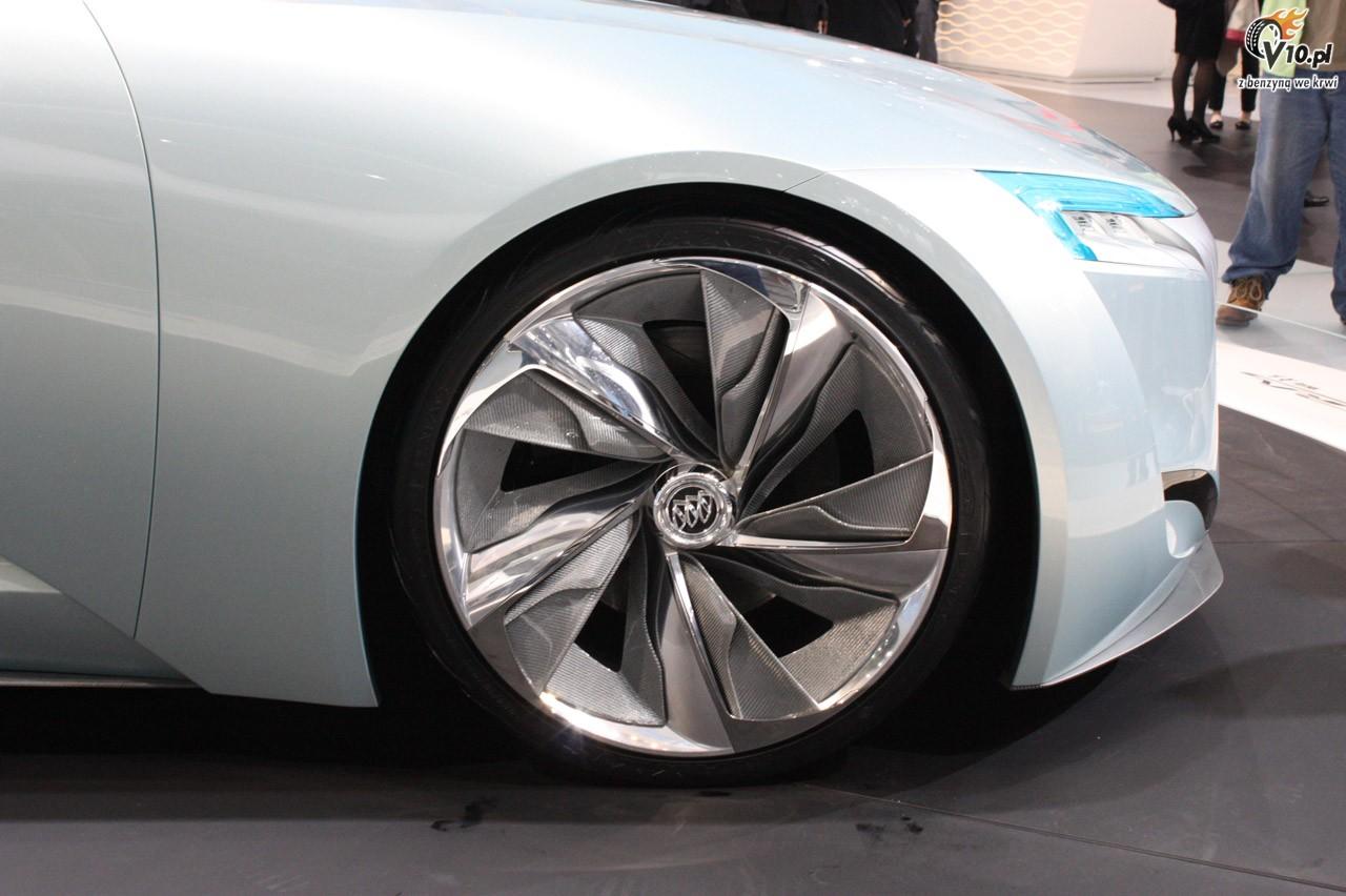 Buick riviera concept shanghai 12