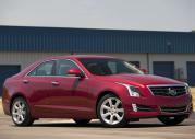 Cadillac ATS model 2013